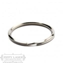 25mm Split rings pack