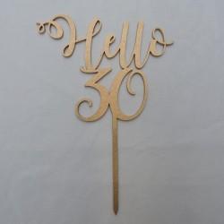 Hello 30 - Birthday